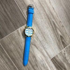Accessories - Light Blue Watch